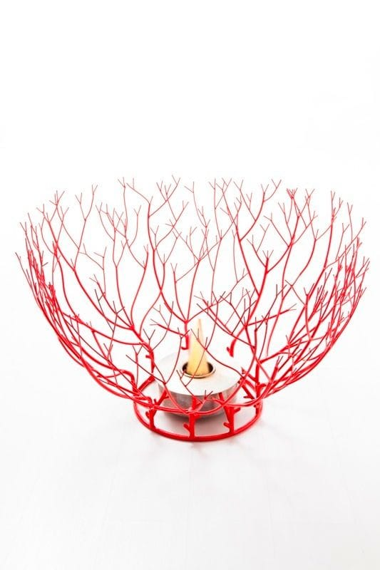 Coral Branch - sculptural burner