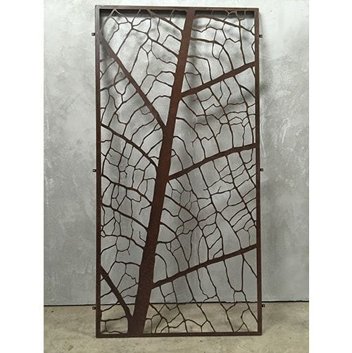 Leaf Vein folded screen (ex-floorstock)