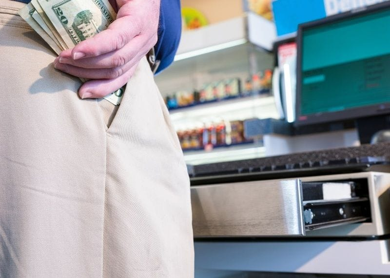 HR Highlight: Theft in the Workplace
