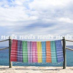 Turkish Towels - 10 Asst Colours