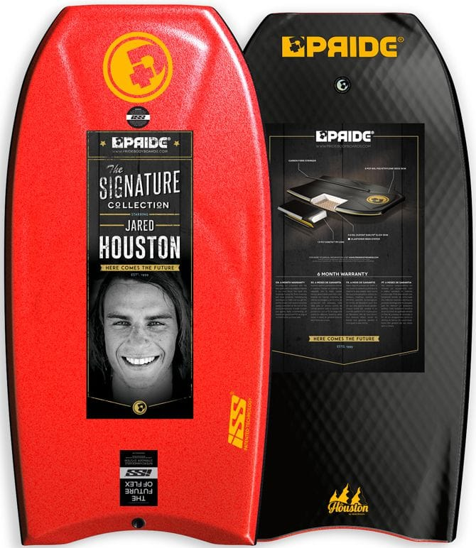 Pride Jared Houston LTD ISS 2016 Bodyboard