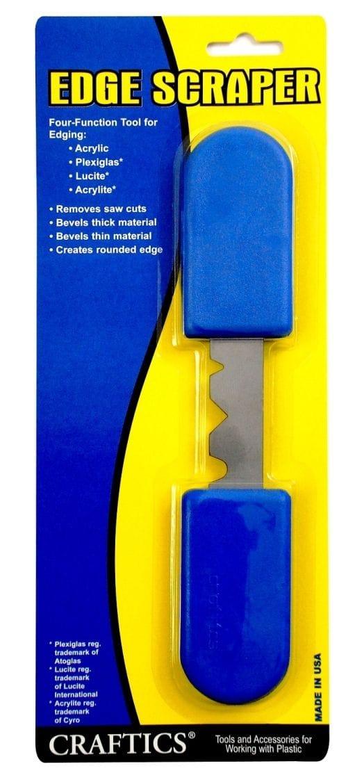 Acrylic Edge Scraper for Acrylic plastics