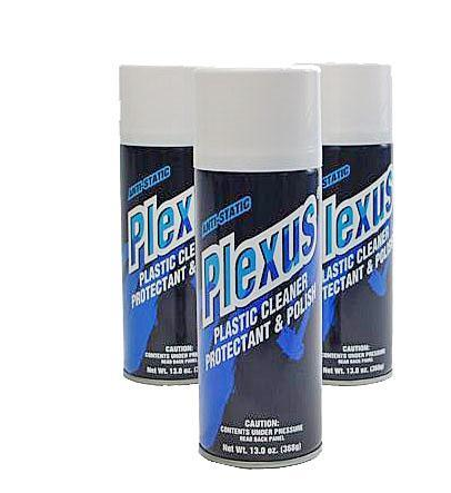 Acrylic Plexus Plastic Cleaner & Polisher