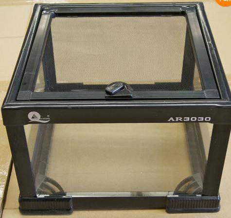 Reptile Aluminium Frame Snake Terrarium Frog enclosure Strong Design CB303020