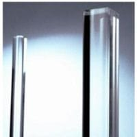 Acrylic Extruded Square Clear Rod Dia. 4mm Pack