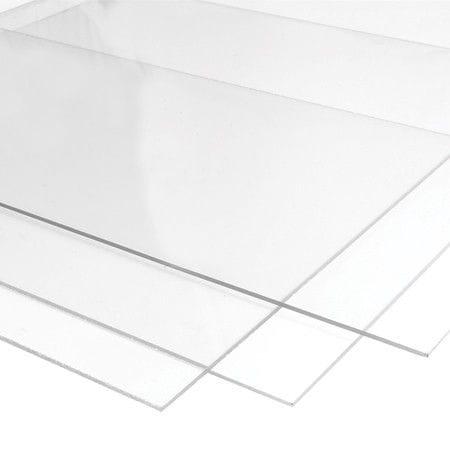 Acrylic Clear Sheet 300 X 600 Mm
