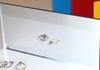 Acrylic Silver Mirror Cast Sheet 1220 x 2440 x 2mm
