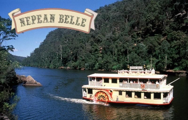 Nepean Belle Paddlewheeler Cruise Lunch