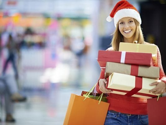 Christmas Shopping Trip- Birkenhead Point, Homebush DFO