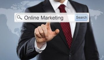 Online marketing and small business website design