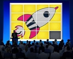 Five powerful presentation design tips