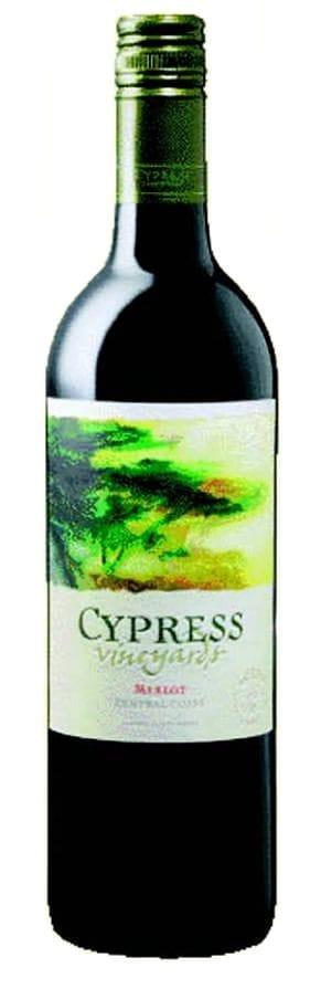Cypress Vineyards Merlot