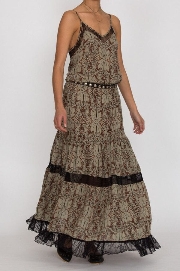 Goddess of Babylon Pandora Dress Persian