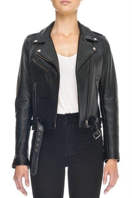 Neuw Berlin Leather Jacket - PRE-ORDER