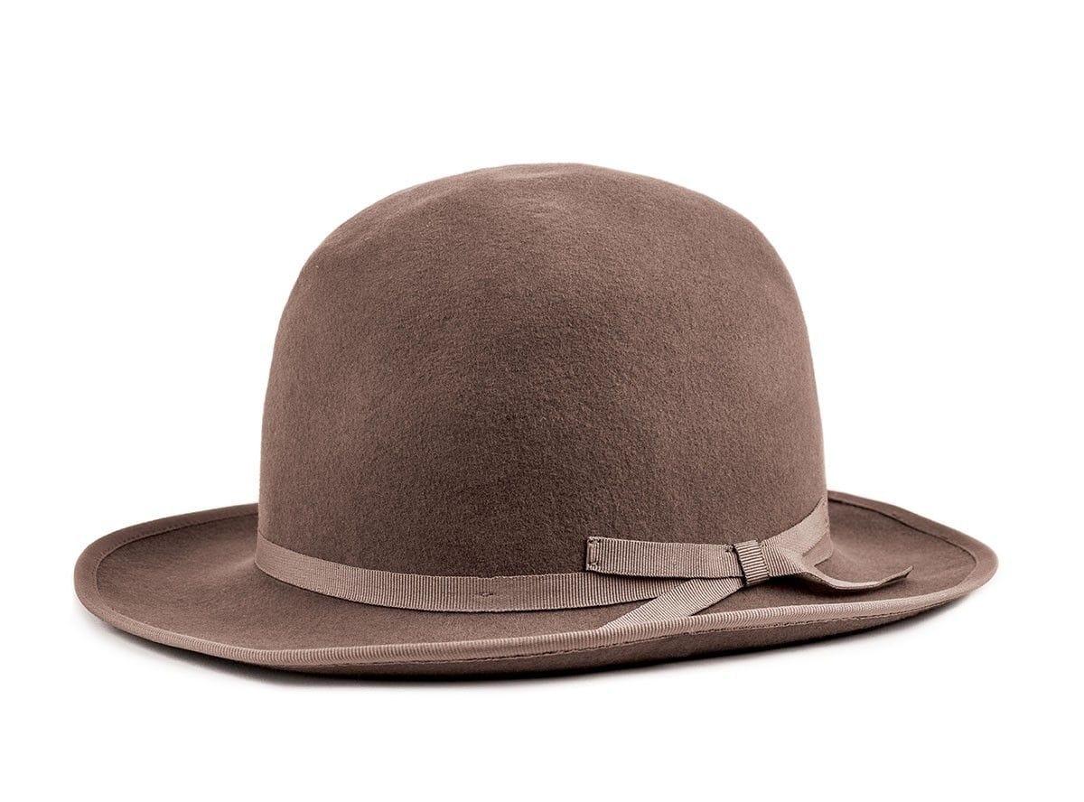 Brixton Wait Hat Taupe