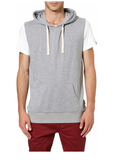 THE ACADEMY BRAND BRONX HOOD GREY
