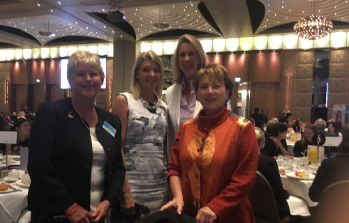 Women in Rotary celebrate IWD2017