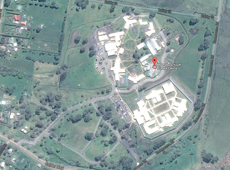 Bashed teen treated, sent back to Malmsbury - SUNDAY AGE