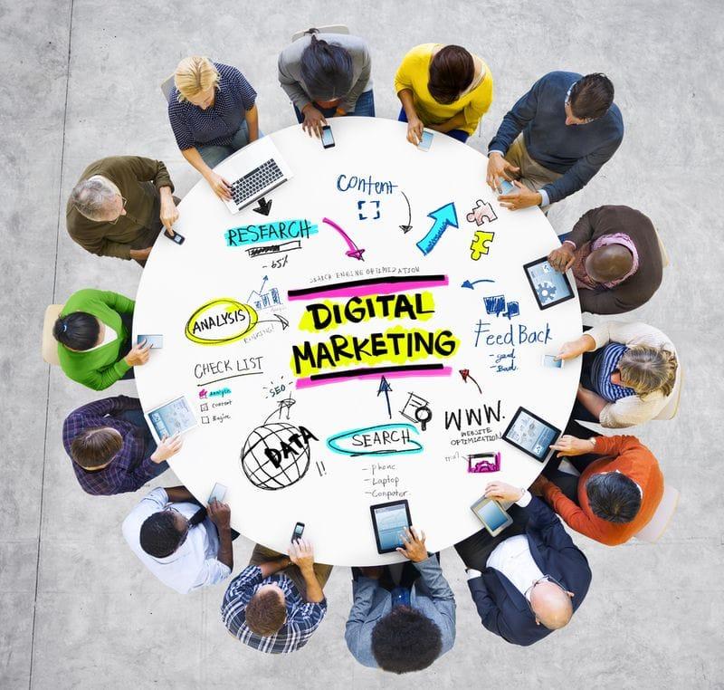 3 Key aspects for Digital Marketing Strategy