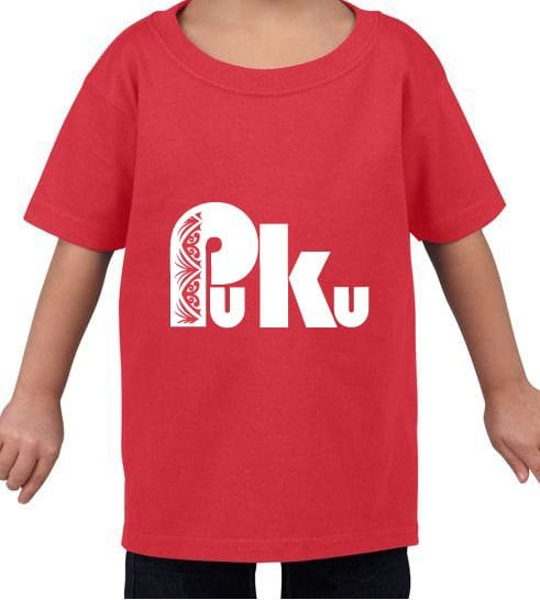 Toddler's Puku T Shirt