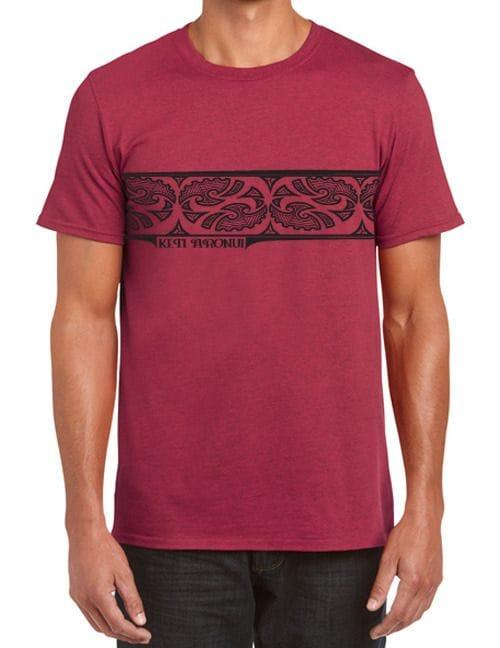 Men's Keti Aronui Design T Shirt