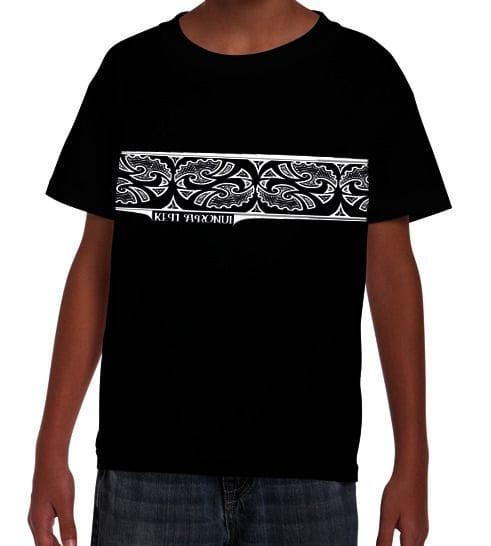 Youth's Keti Aronui Design T Shirt