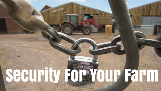 Security For Your Farm