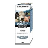 Troy Vitamin ADE Injection 500ml