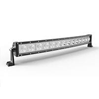 Cree Led Light Bar curved 30inch 14x10W