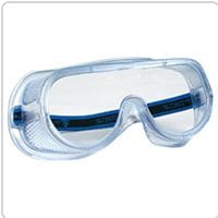 Protector Safety Goggles Clear