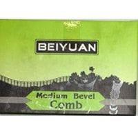 Beiyuan Cover Combs Medium Bevel - 5 Pack