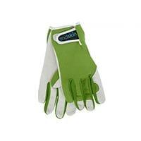 Annabel Trends 2nd Skin Mens Gardening Gloves Olive