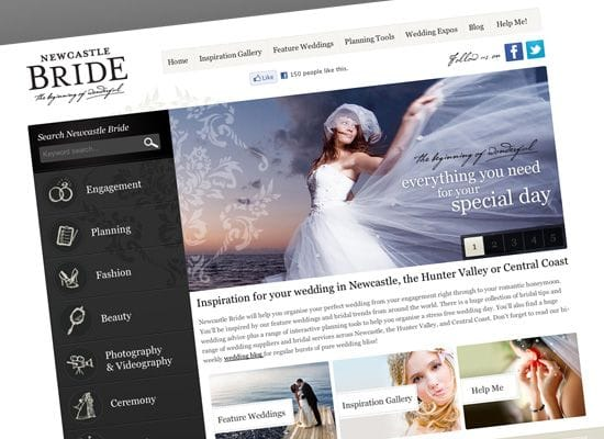 Client Spotlight - Newcastle Bride