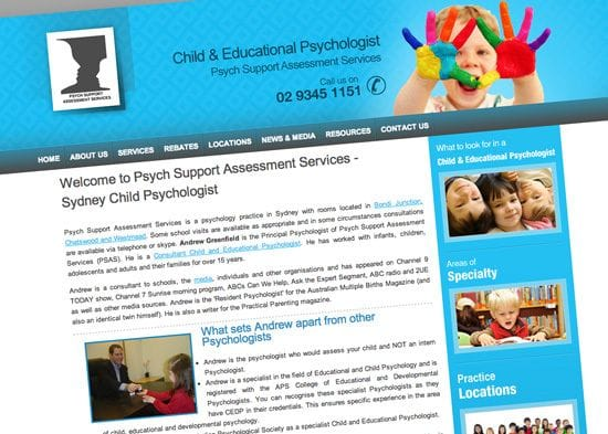 Client Spotlight - Sydney Child Psychologist
