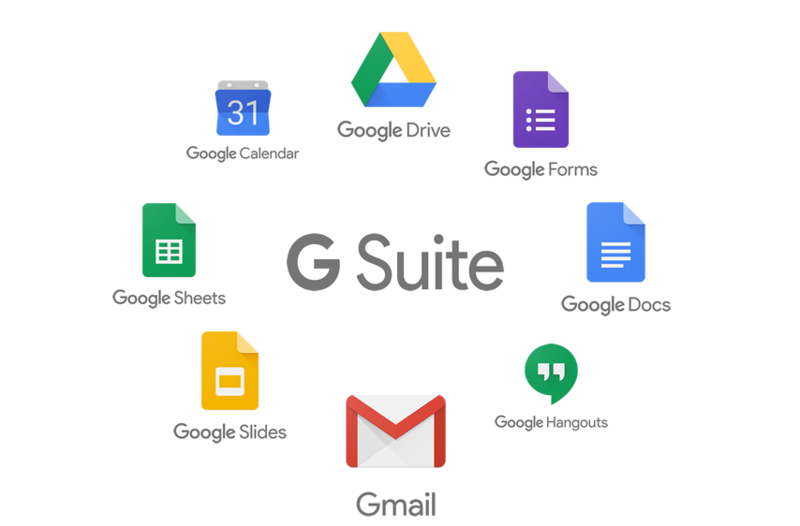 Google's G Suite is ideal for your businesses emails, plus more