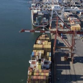PORT GETS $110M BOOST