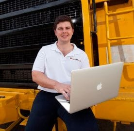 PLANTING A NEW ERA AT BRISBANE YOUNG ENTREPRENEUR OF THE YEAR AWARDS