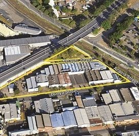 EAGLE FARM DEVELOPMENT SITE FETCHES $6.52M