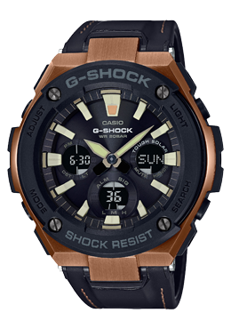 G Shock GSTS120L-1A