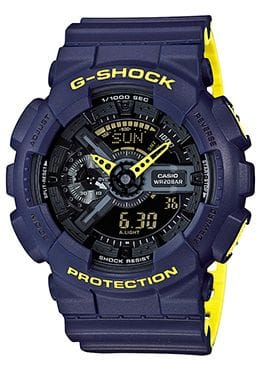 G Shock GA110LN-2A