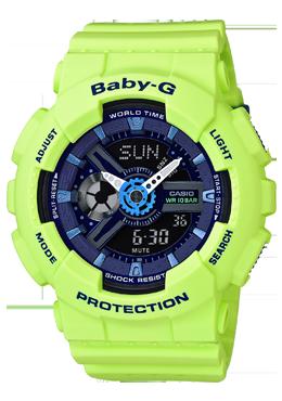 Baby G BA110PP-3A