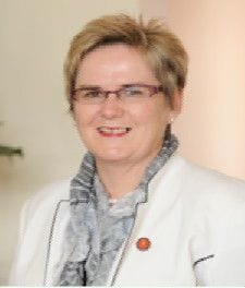 Philomena Billington - Moderator of CaSPA 2016