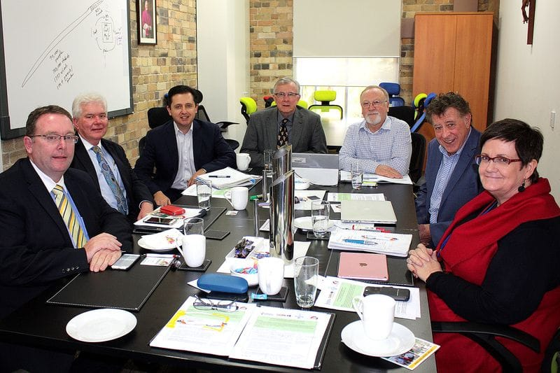 NCEC meet with CaSPA and other Key Stakeholders