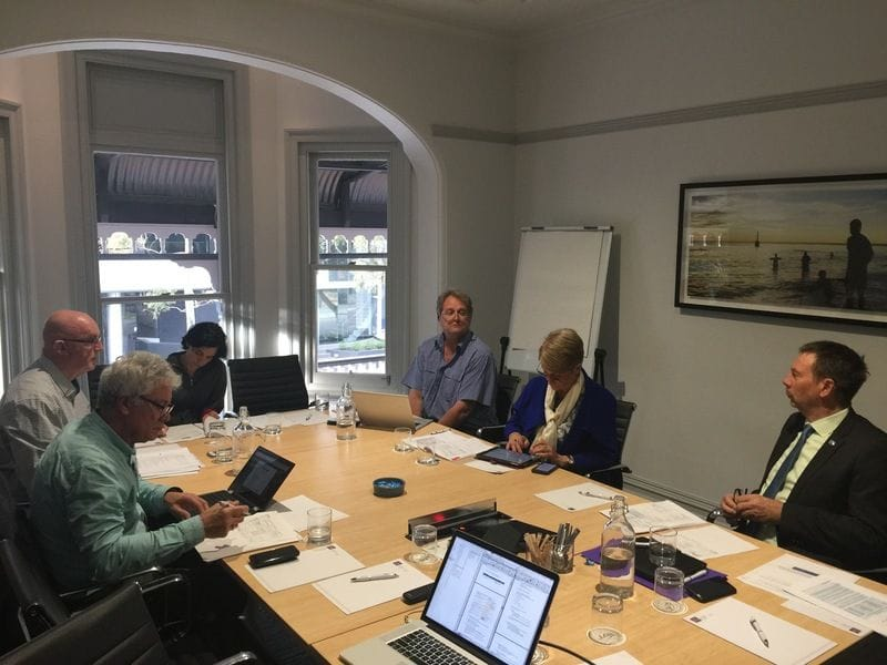 CaSPA AGM held in Perth 10 Sep, 2017