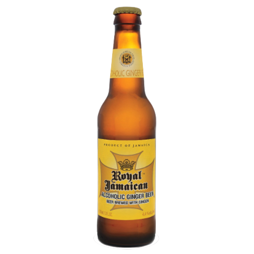 ROYAL JAMAICAN GINGER BEER SGL 355ML