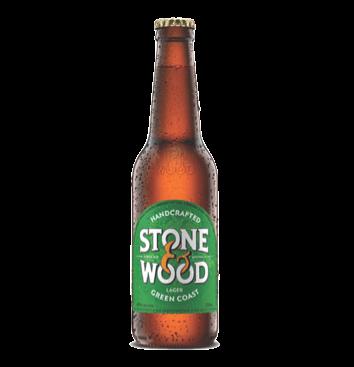 STONE & WOOD GREEN COAST LAGER SGL 330ML