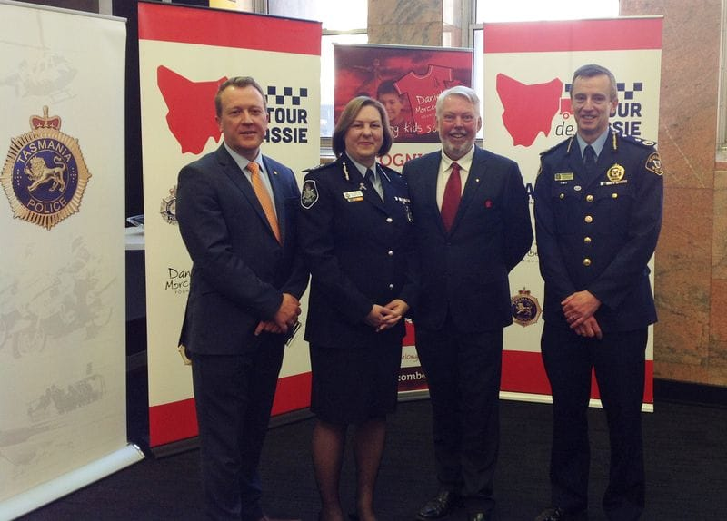 Police, Commonwealth Bank and Daniel Morcombe Foundation embark on child safety roadshow