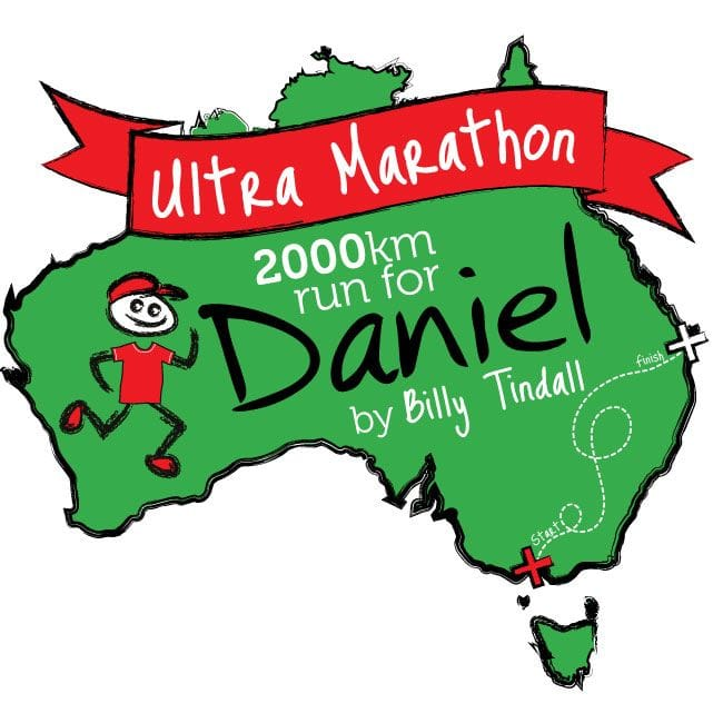 Ultra Marathon for Daniel