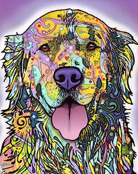 Pop Art Dogs, Cats ect