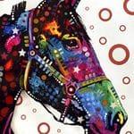 Horse Pop Art 115424